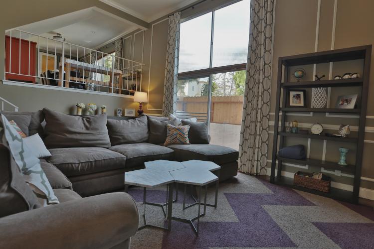 Santa Monica Living Room by MbFi