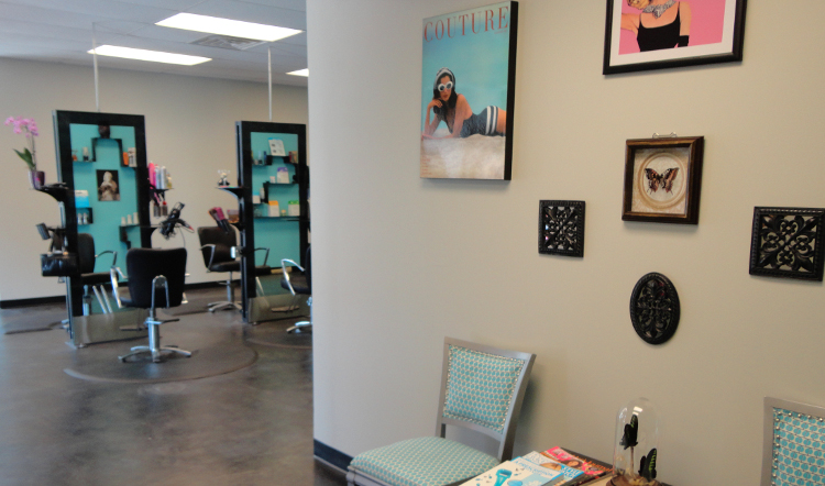 Hair Salon in Lansing, IL by MbFi