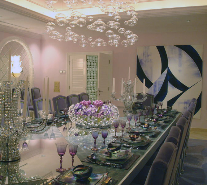Middle East Dining Room