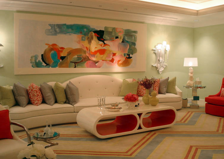 Middle East Formal Living Room