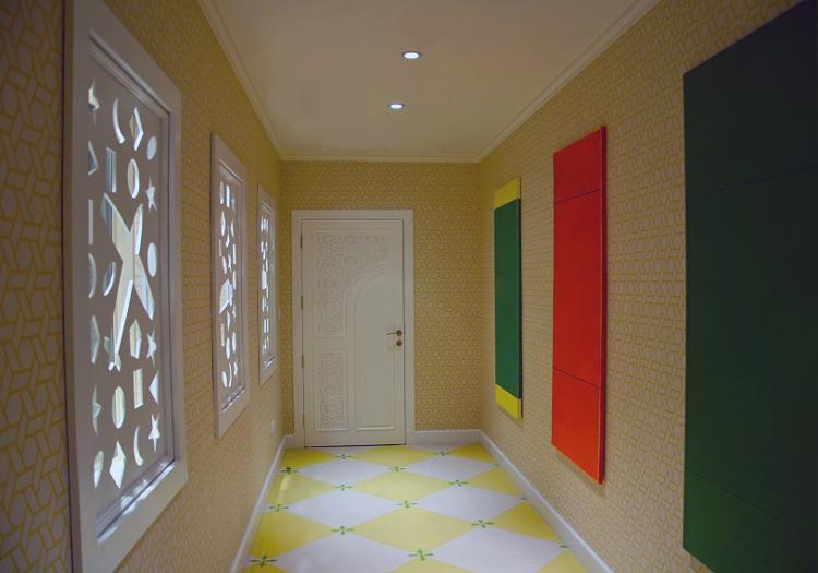 Middle East Nursery Hallway