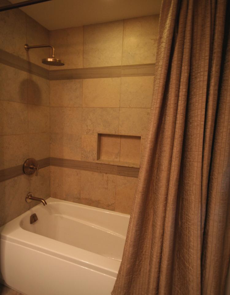 Deerfield Guest Bathroom